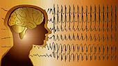 medical background brain epilepsy