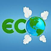 Eco Earth logo