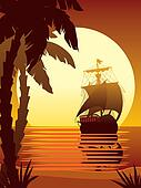 Sailing to the sun 2
