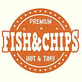Fried Fish Clip Art - Royalty Free - GoGraph
