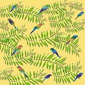 tropic gift wrap