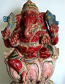 ganesha - indian deity