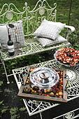 garden metal furniture
