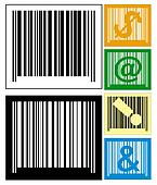 Bar codes graphic