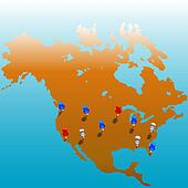 World Wide Tacks_US Map