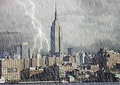New York City Storm