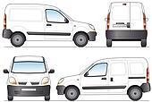 Delivery Van