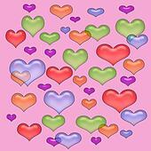 jelly hearts wrap
