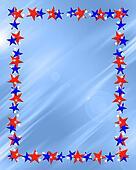 Star Border Frame