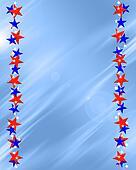 Star Frame Border