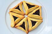 Hamentashen Ozen Haman Purim cookies