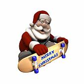 Rad Santa 1