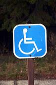 sign - wheelchair