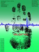 Full Handprint - Biometric Scan