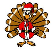 Santa Turkey