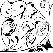 Floral elements E