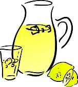 Lemonade and lemons