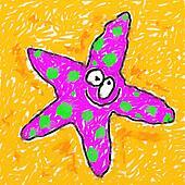 childs starfish