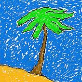 childs island drawin