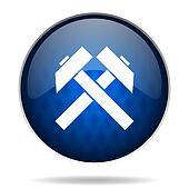 mining internet icon