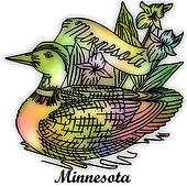 Minnesota state bird