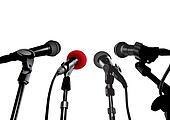 Press Conference (vector)
