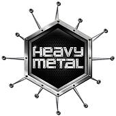 Heavy Metal - Metallic Hexagon