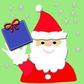 Santa hello