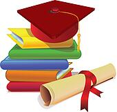 graduation with study