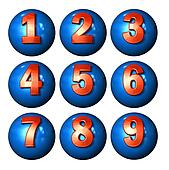 Ball Numbers