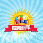 Ice cream illustaration