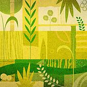 vegetal background