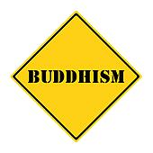 Buddhism Sign