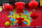 China New Year Decoration