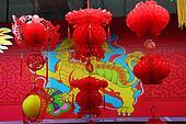China New Year Decoration