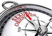 sexual orientation concept compass