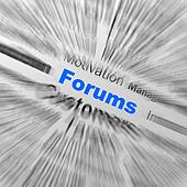 Forums Sphere Definition Displays Online Discussion Or Global Co