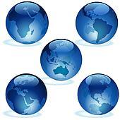 Earth Aqua Set