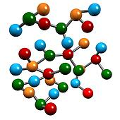 Chemistry Molecular Elements