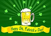 St. Patty\\\'s Day Banner