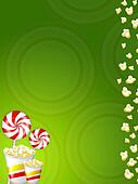 lolly candy popcorns