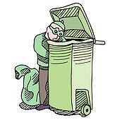 Trash Robber