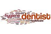 Dentist word cloud