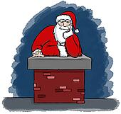 Santa\\\'s Stuck