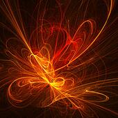 fire flower rays