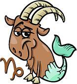 capricorn or the sea goat zodiac sign