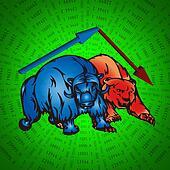 Bulls and bear