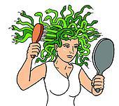 Clip Art Medusa Clipart medusa clip art royalty free gograph medusa