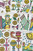 tarot card background