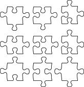 separated puzzle